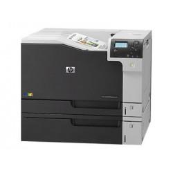 HP Color LaserJet Ent M750dn Printer 30ppm duplex y red