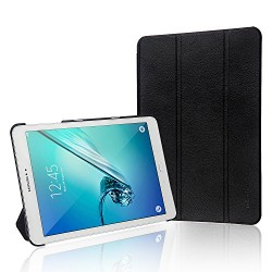 Tab S2 9.7 Case, JETech® Gold Slim-Fit Smart Case Cover for Samsung Galaxy Tab S2 9.7 inch Tablet with Auto Sleep/Wake Feature