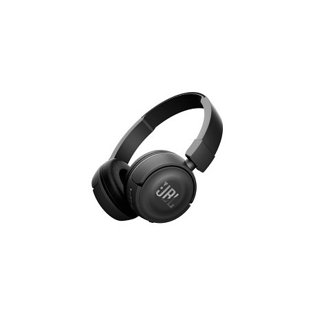JBL T450 Black Bluetooth On-Ear Wireless Headphones