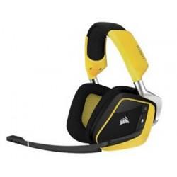 Corsair Gaming VOID Wireless SE RGB Headset Yellow nuevo - tamaño completo - inalámbrico - 2,4 GHz - amarillo