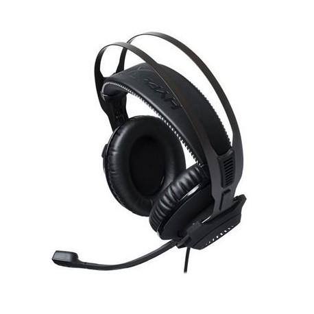 HyperX Audifono Cloud Revolver S (Gun Metal) Dolby 7.1 Surro - cableado - USB, conector de 3,5 mm