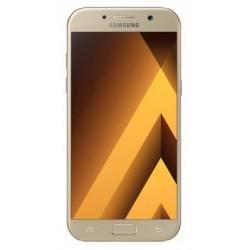 Samsung Galaxy A5 (2017) - Smartphone - 4G - GSM 850/900/1800/1900 (Quadband) - Android - Gold - Tou - SIM doble