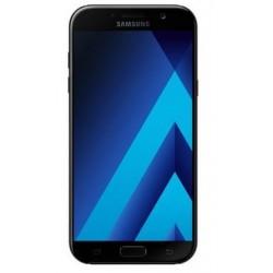 "Samsung A7 (2017) 4G GSM 850/900/1800/1900 Black - SIM doble - 4G LTE - 32 GB - microSDXC slot - GSM - 5.7"""